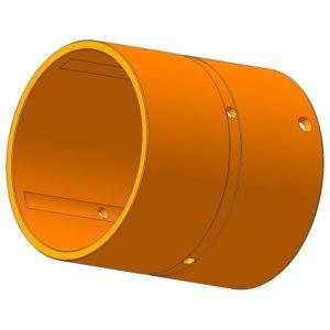 Втулка бронзовая УНБ-600 4045.53.66-1