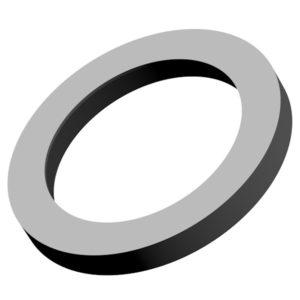 Кольцо фторопластовое