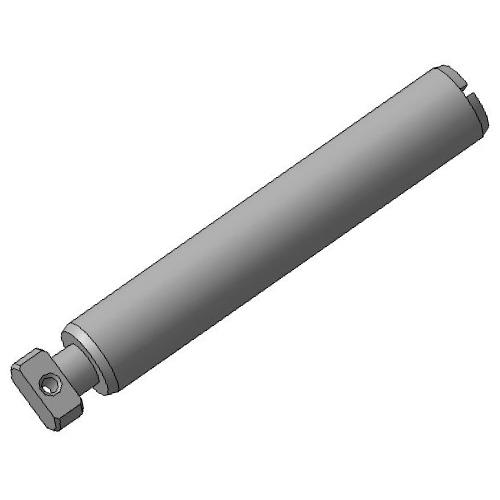 Плунжер насоса 1.1ПТ-25 (хвостовик для крепления сухарями)