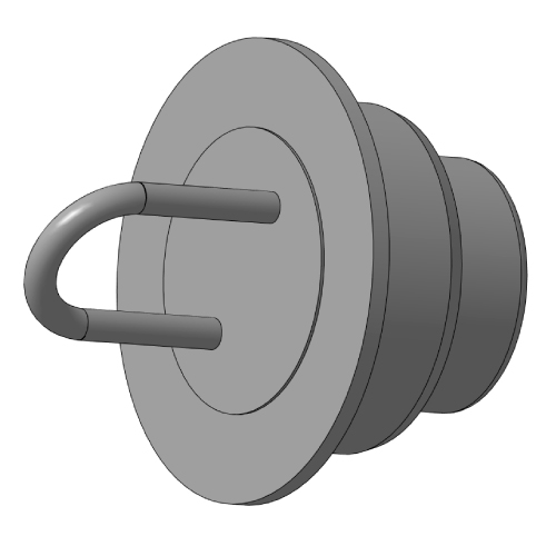 26НТП.01.300-01 Крышка клапана